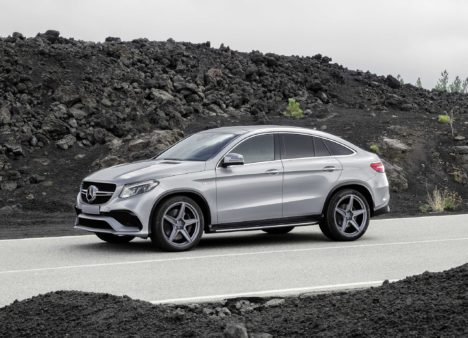 Mercedes-Benz GLE coupe 2