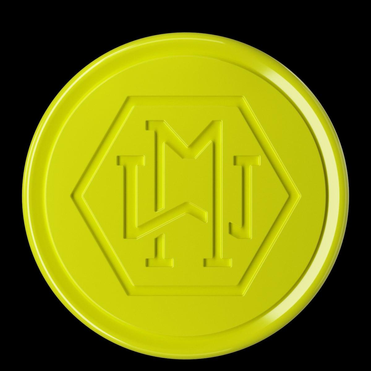 Canary Yellow Matte